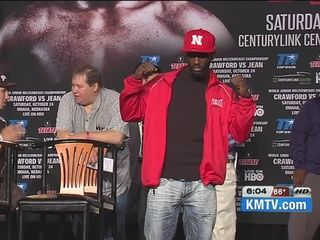 Crawford inks deal for next fight