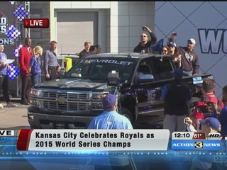 Omaha included in Royals trophy tour