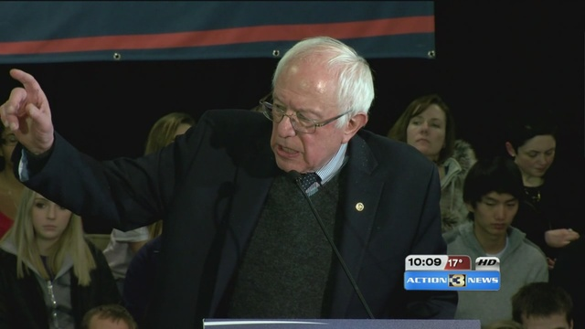 Monmouth Poll: Sanders Gaining Nationally Against Clinton