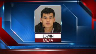 Arrest warrant issued for Eswin Mejia