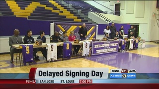 Belated Signing Day