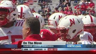 Hughes Leaves Nebraska