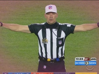 EXTENDED INTERVIEW: 'Hot ref' Clete Blakeman
