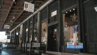 Old Market business reopens, hope others will...