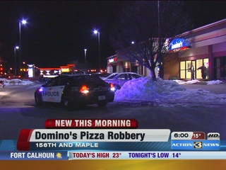 2 businesses robbed overnight