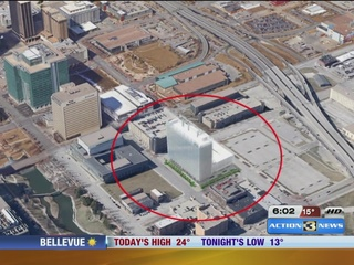 City Council to discuss HDR headquarters plans