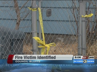 Man found dead in Council Bluffs house fire ID'd