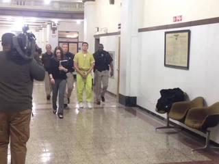 Roberto Martinez-Marinero in court for plea deal