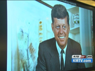 Sneak Preview: Kennedy Exhibit to open at Durham