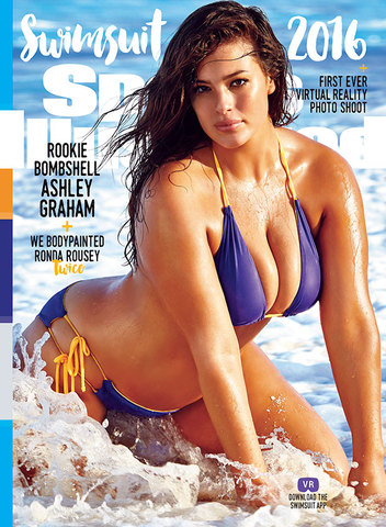 Sports Illustrated S First Plus Size Cover Model Is From