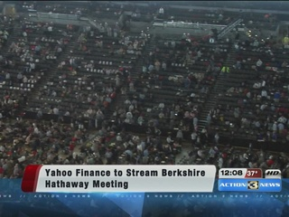 Yahoo Finance will stream Berkshire Hathaway