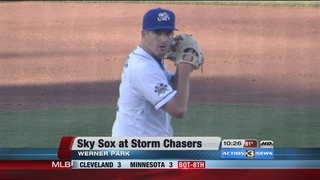 Storm Chasers Extend Winning Steak to Four Games