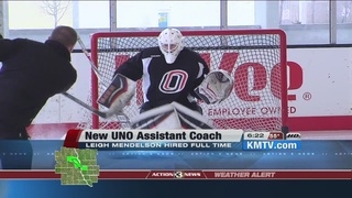 UNO Hires Leigh Mendelson