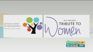 Women's Center for Advancement 4/29/16