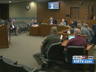 County Commissioners fight back against...
