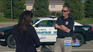Police chief recalls finding Marinero toddler...