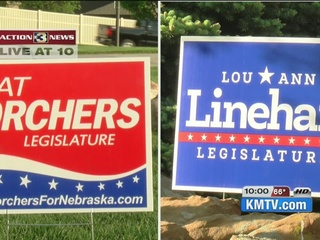 Omaha candidates spar before primary