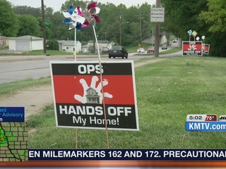 Couple wants a yes or no answer from OPS
