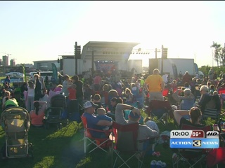 Loessfest organizers watch for bad weather