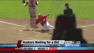 Huskers Play the Waiting Game