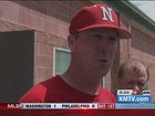 Huskers sweep double-header, take series