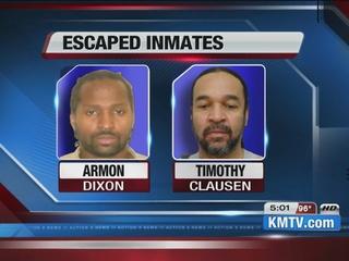 Six NDCS employees disciplined in prison escape