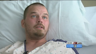 Survivor of hit and run forgives drunk driver