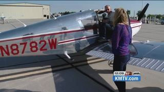 'Wings of Hope' raffle helps children in need