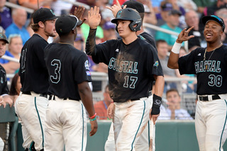 By the tweets: Beckwith deals in CCU win
