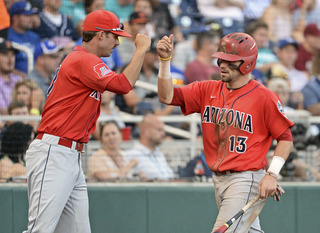 Arizona shuts down CCU in game one of finals