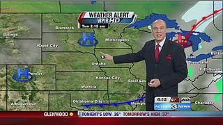 Storms Wednesday