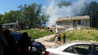 OFD: 1 dead in house explosion in Benson