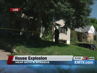 Neighbors react to home explosion in Benson