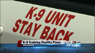 Local K9 officers hope to get training facility