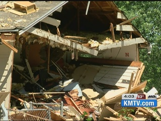 OFD: Benson house explosion ruled