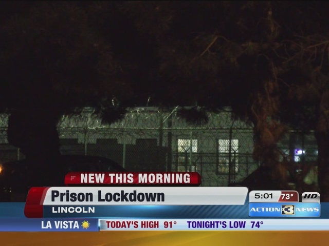 Lincoln Prison On Lockdown After Inmates Refuse Orders