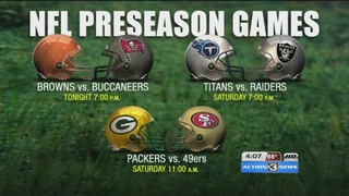 Programming Note: Packers game to air Saturday