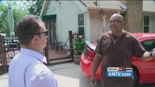 Father of Eppley tarmac crash suspect reacts