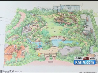 New zoo exhibit will focus on learning