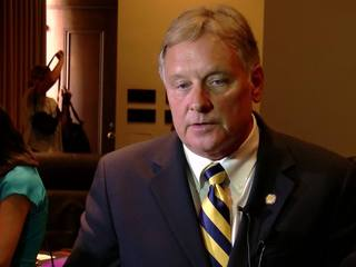 Sen. Krist's interview after committee hearing