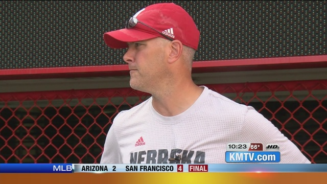 Nebraska's Riley doesn't want his offense overrun by the run