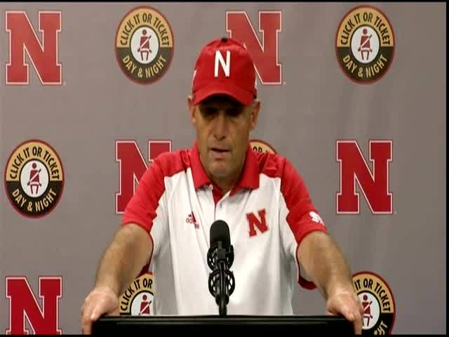 Mike Riley Post-Game Press Conference Following Nebraska's Season Opener Win