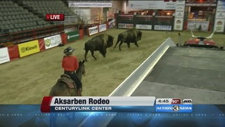 Aksarben Rodeo and Stock Show returns