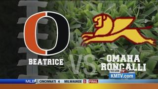 OSI Game Night: Beatrice vs. Omaha Roncalli
