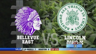 OSI Game Night: Bellevue East vs. Lincoln Pius X