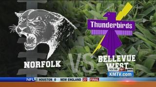 OSI Game Night: Norfolk vs. Bellevue West