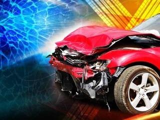 Overnight crash seriously injures three
