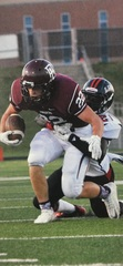 Papio Football Player Still in ICU