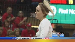 Boender Giving Huskers Boost Off The Bench