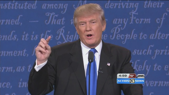 Trump campaigns in Council Bluffs Wednesday - KMTV.com
